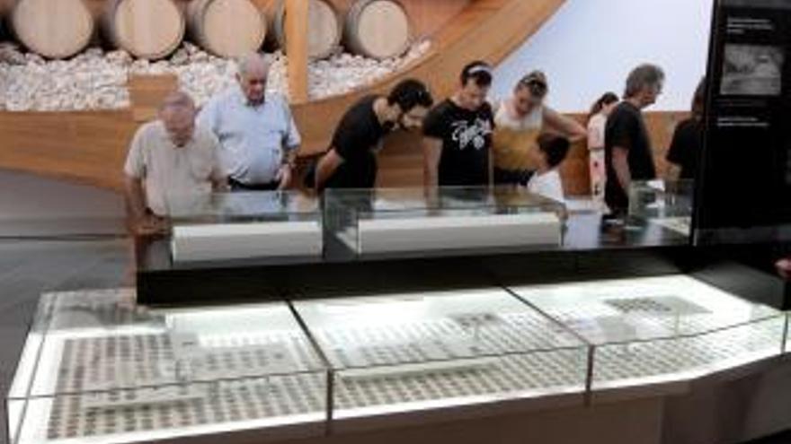 La Unesco incluye al Arqua en el registro de buenas prácticas de patrimonio cultural subacuático