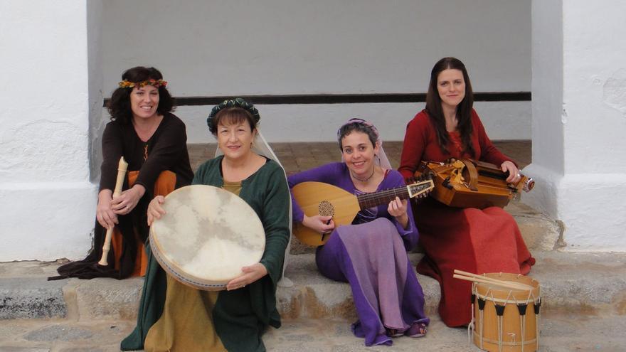 Conciertos en Can Jeroni «Dies Musicals» – Trobairitz