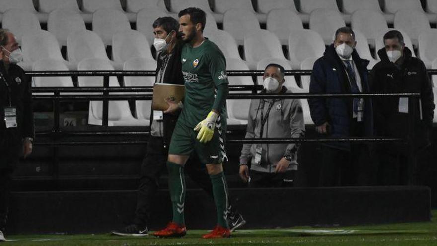 ¿Podrá jugar Álvaro Campos con el Castellón ante el Girona? Conoce el estado de su lesión