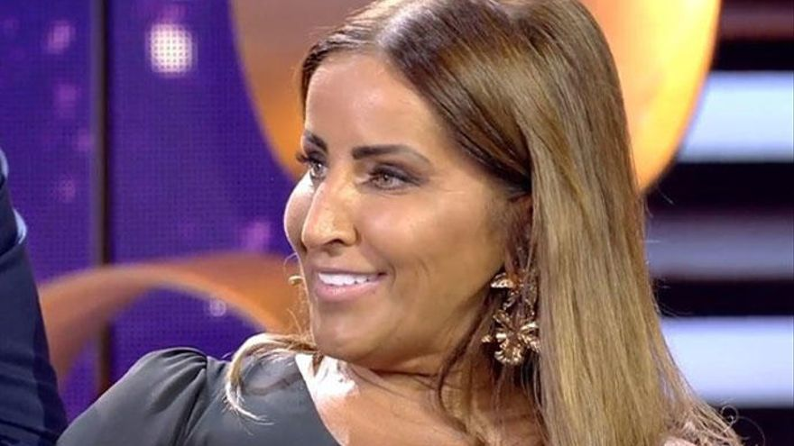 Raquel Salazar reaparece en 'GH VIP' tras su bronca con Jorge Javier