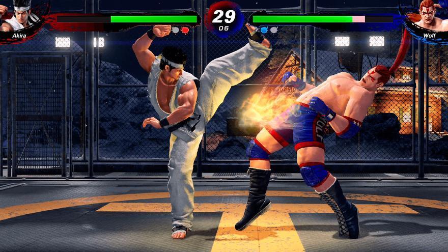 SEGA celebra su 60 aniversario con el lanzamiento de Virtua Fighter 5 Ultimate Showdown
