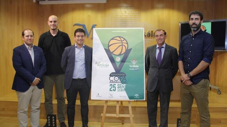 El Unicaja-Betis de la Copa Andalucía será gratis hasta completar aforo