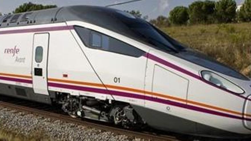 El tren de alta velocidad une Granada y Sevilla