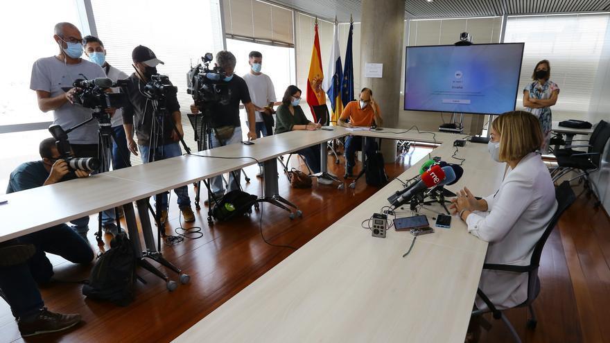 Infancia denunció deficiencias en Porto Bello ante Policía Canaria y Fiscalía