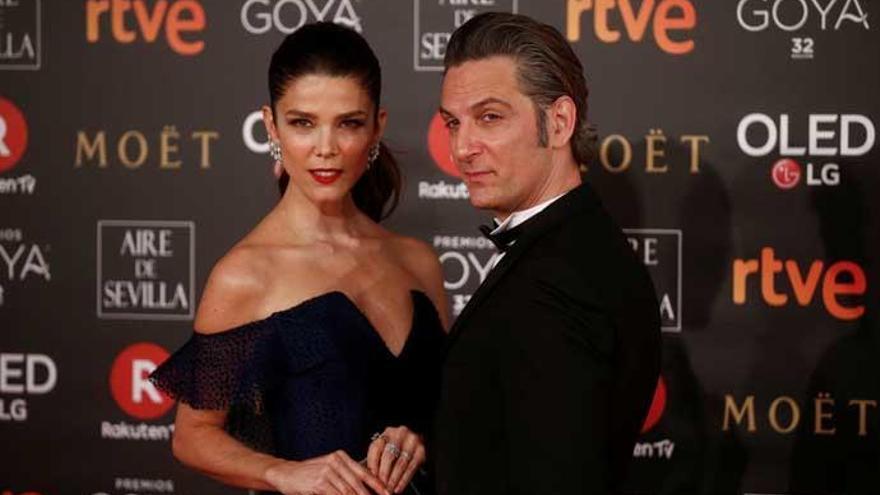 Juana Acosta se sincera sobre su divorcio de Ernesto Alterio