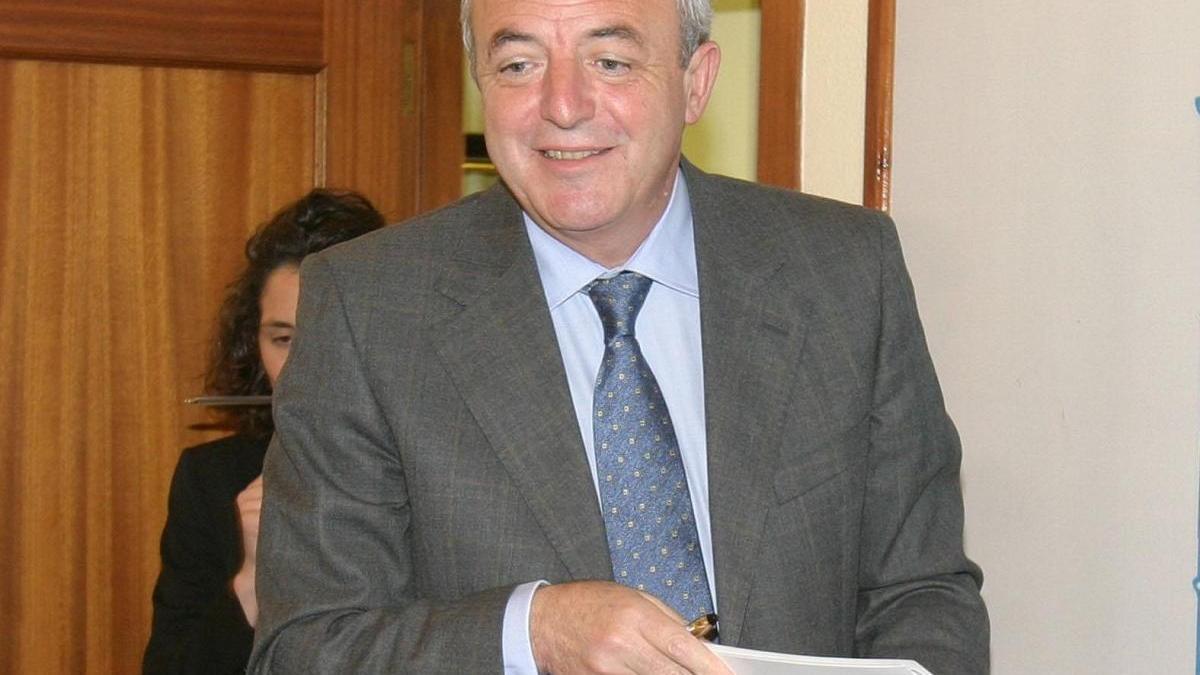 Antonio Urda, en una imagen de archivo.