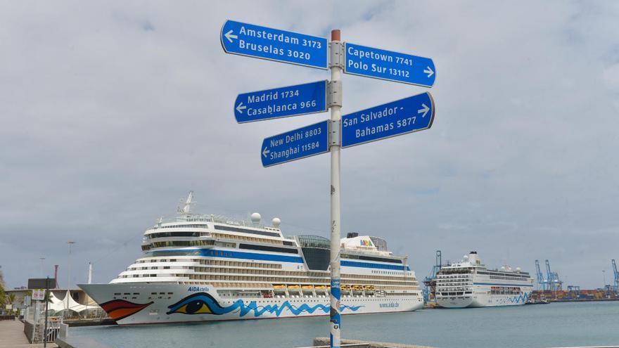 Canarias prevé una nueva temporada de cruceros solo en las Islas y con turismo europeo