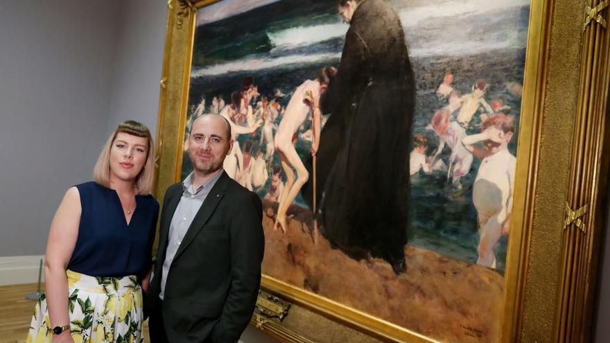 ¡Triste herencia! de Sorolla se expone por primera vez en Irlanda