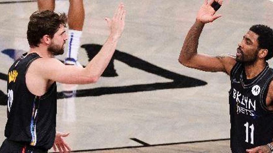 Duelo entre Sixers y Nets por el liderato del Este