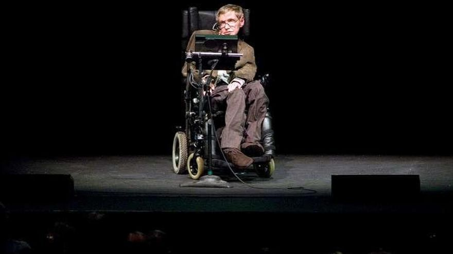 Hawking desvela su última teoría