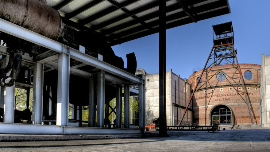 El Entrego contará con una nueva área de autocaravanas junto al Museo de la Minería