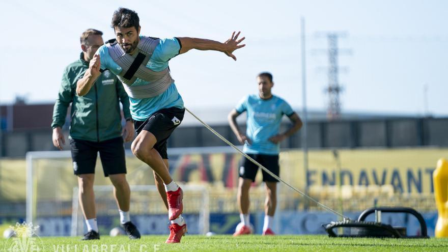 Iborra analiza el calvario que ha sufrido durante sus 10 meses sin jugar con el Villarreal