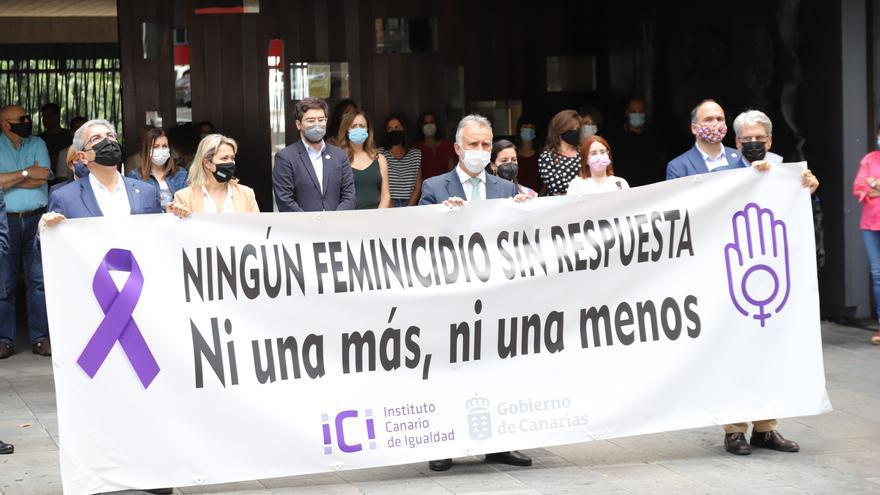 Torres condena el asesinato de Josefa en Tenerife