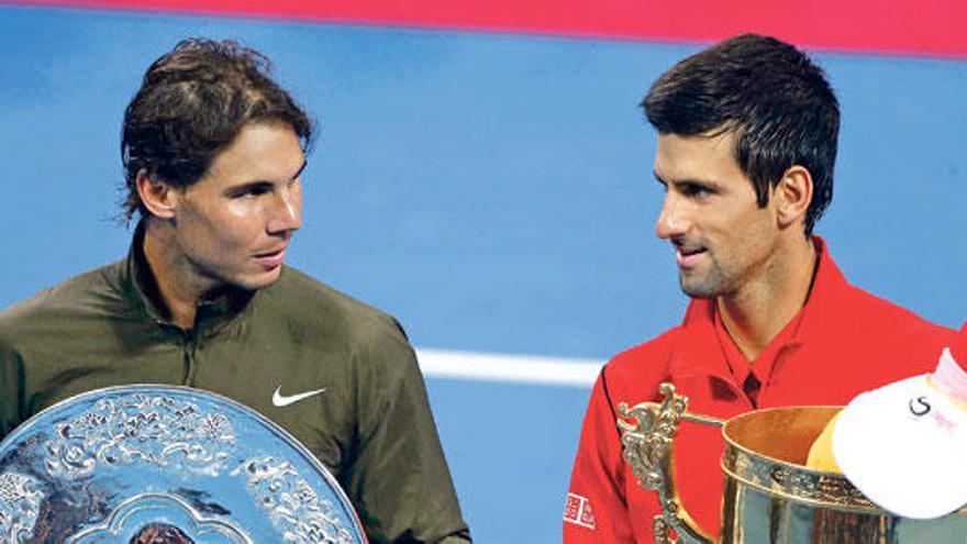 Djokovic no respeta al número uno