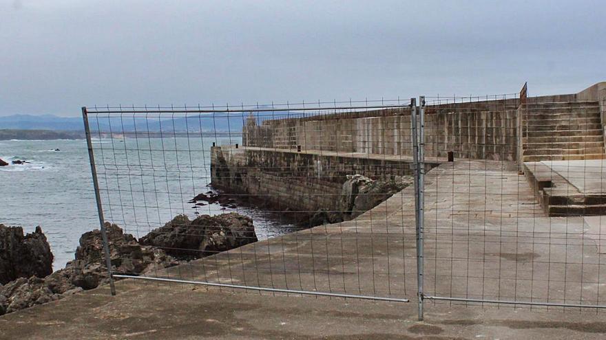 """La Cofradía tapiega urge la protección para el puerto: """"No sirve seguir tapando grietas"""""""