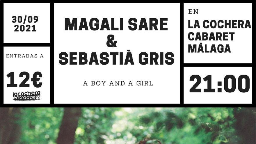 Magali Sare & Sebastiá Gris