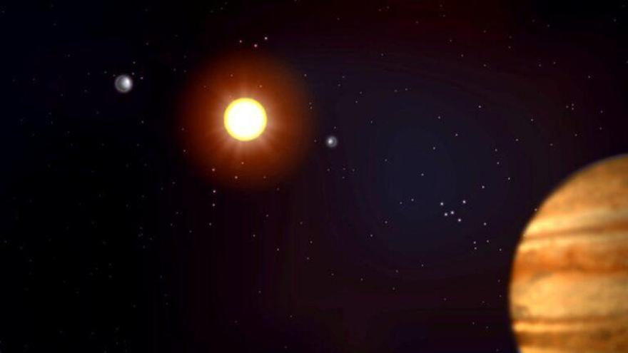 Los planetas similares a la Tierra nacen con ángeles guardianes