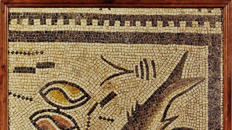 Nigrán se ofrece a costear el 70% de la repatriación del mosaico de Panxón
