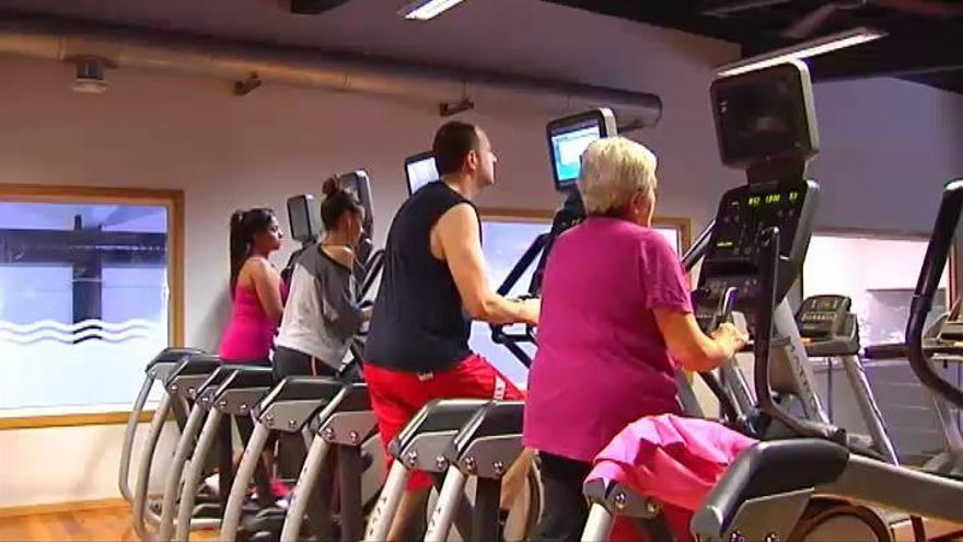 La OMS alerta de que uno de cuatro españoles realiza menos actividad física de lo saludable