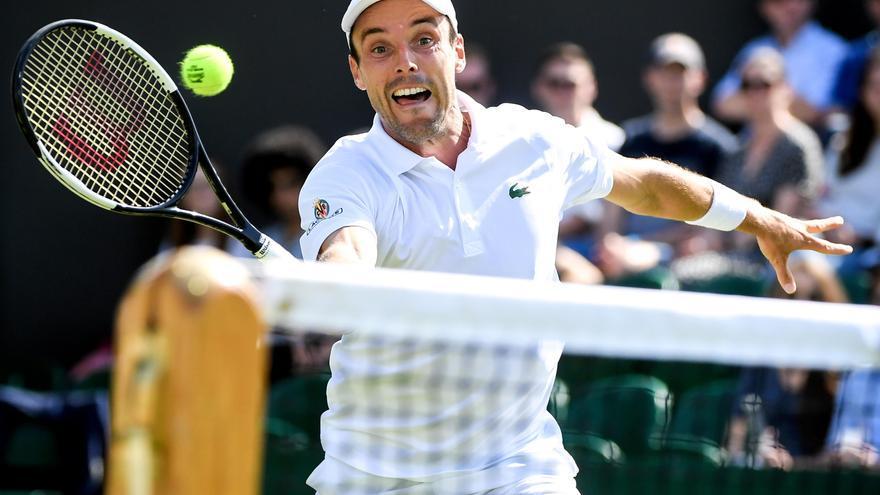 Bautista, el último superviviente en Wimbledon