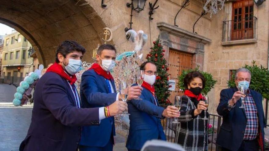 La carrera de los Caballos del Vino acaba en Patrimonio de la Humanidad