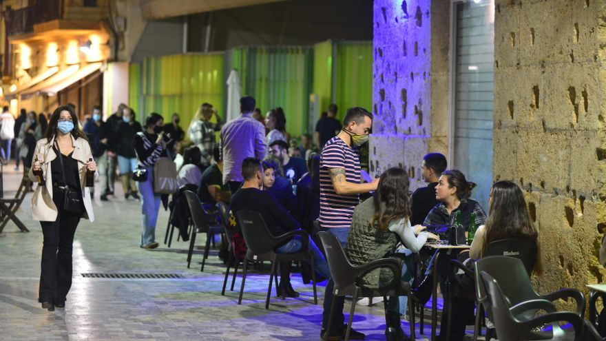 """""""Las restricciones siguen perjudicando a los salones de celebraciones y el ocio nocturno"""""""