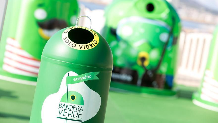 Torroella i l'Estartit, un dels destins més compromès amb el reciclatge de vidre