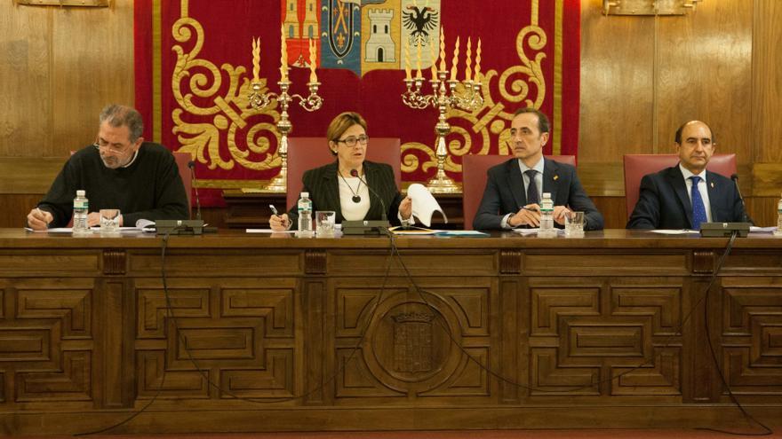 La Diputación de Zamora inicia el expediente para cumplir el acuerdo de memoria histórica