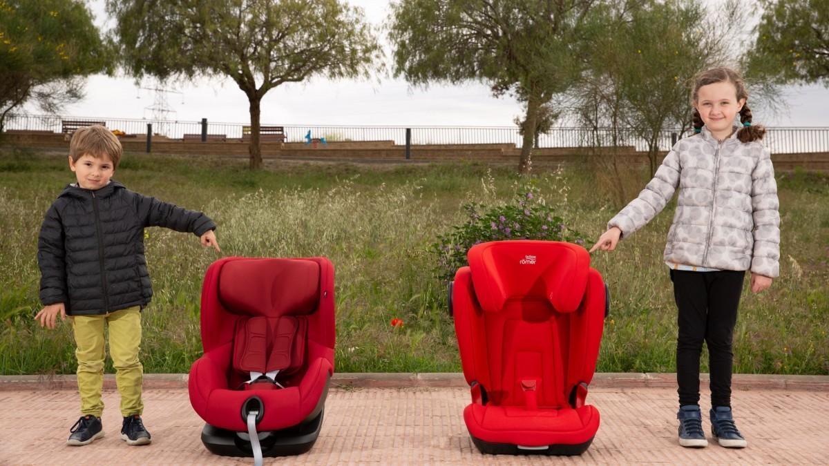 ¿Cuándo pueden viajar los niños en el asiento delantero en 2021?