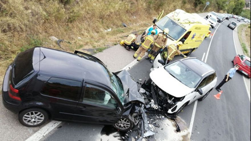 89 morts a les carreteres catalanes en els primers vuit mesos de l'any