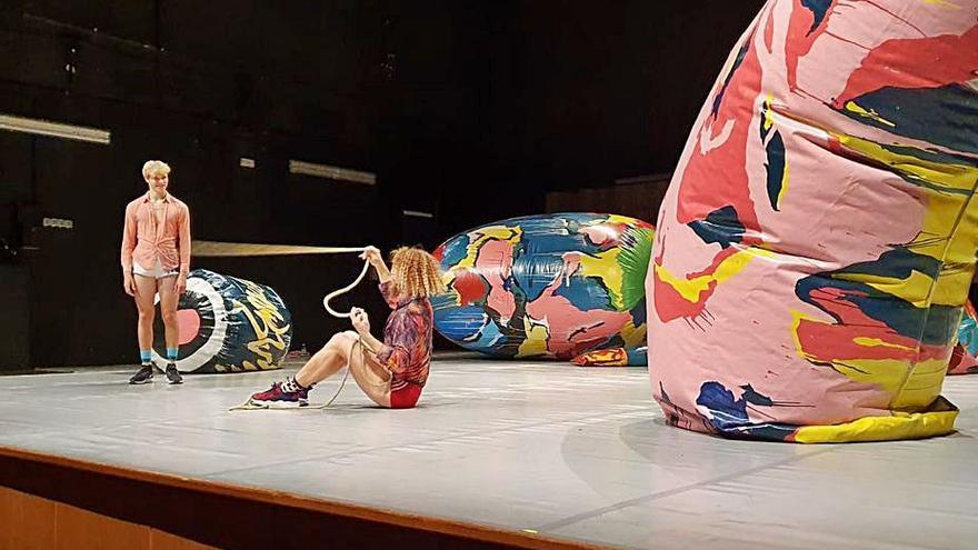 Pink Unicorns de La Macana, en el Teatro Principal