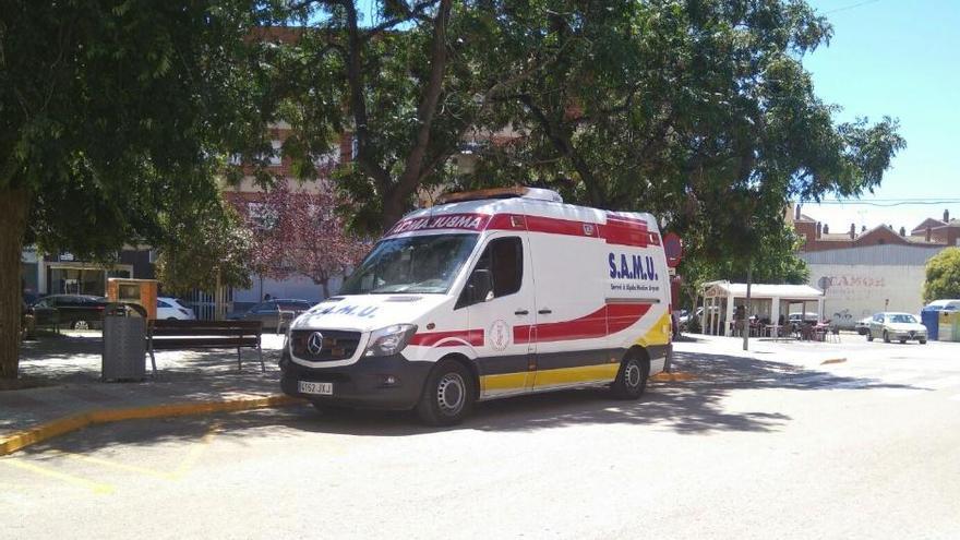 CSIF urge a trasladar el SAMU en Silla al nuevo local