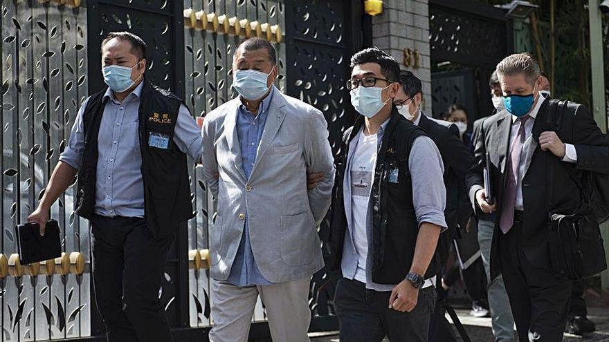 La prensa libre cotiza al alza en Hong Kong