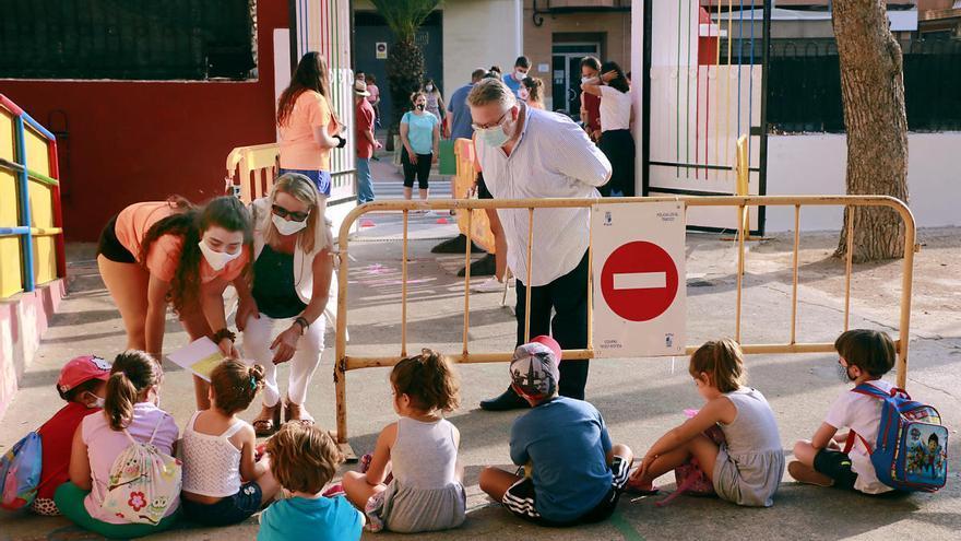 Una escuela planteada para conciliar el verano en Puçol