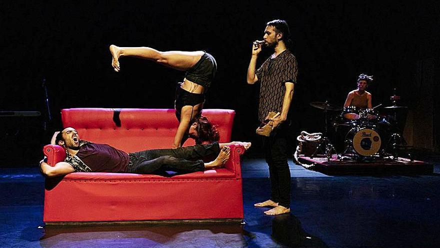 El programa d'arts escèniques «...a l'Era» de Bellreguard inclou deu espectacles