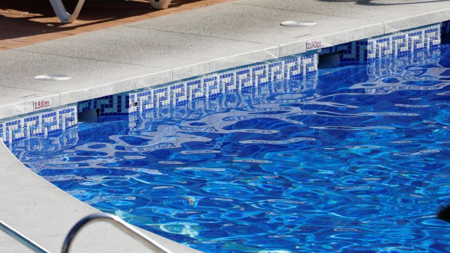Mantenir la piscina en bon estat
