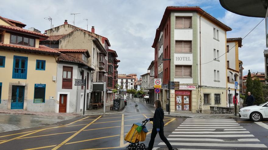 """""""Lo de Llanes no pasa en ningún sitio"""", dicen los constructores del plan urbano"""