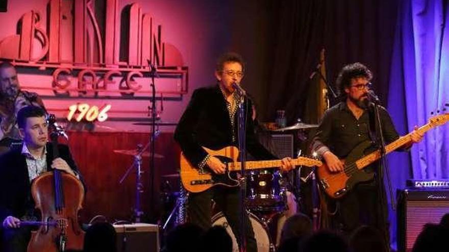 """""""Stormy Mondays"""" presenta su versión eléctrica del """"Nebraska"""" de Springsteen"""