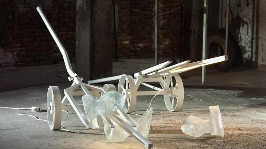 Bernardí Roig, maestro del vidrio en la Bienal de Venecia