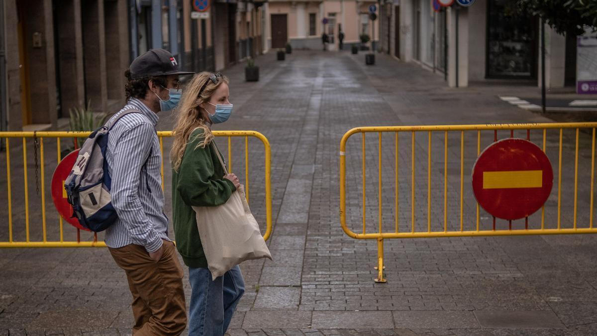 357 personas están hospitalizadas por coronavirus en Canarias