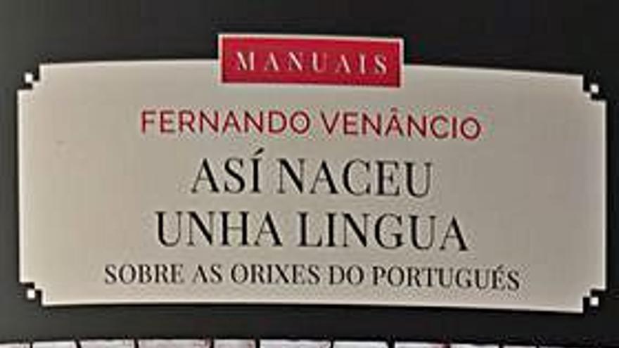 Das orixes do portugués (e do galego)