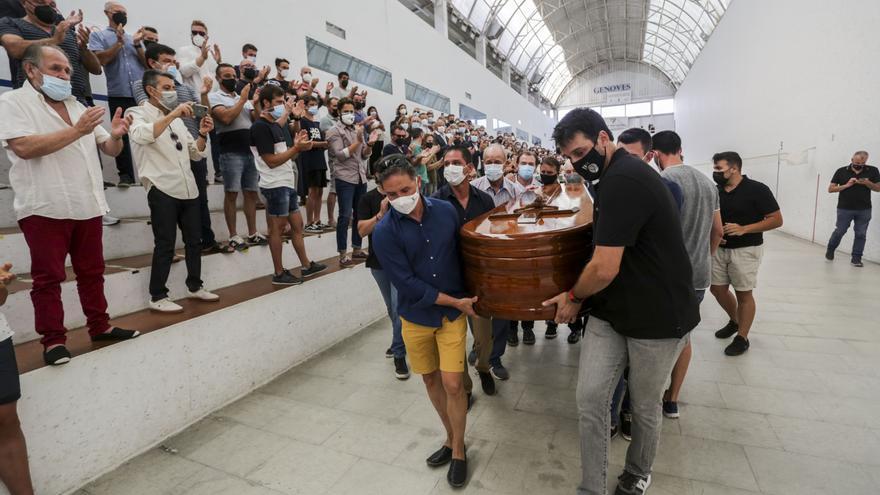 Acomiadament de respecte i admiració a Paco Cabanes 'El Genovés'