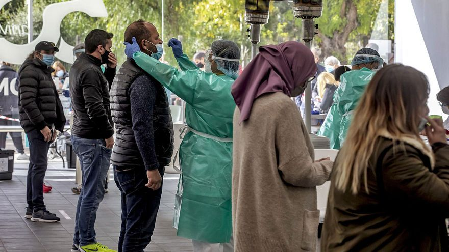 Los rastreadores del Govern han cortado más de 1.000 cadenas de contagio de la covid-19