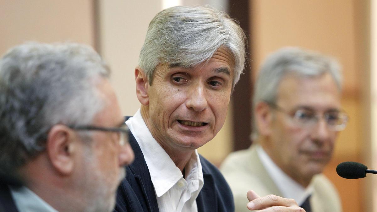 El secretario de Salut Pública de Cataluña, Josep Maria Argimon.