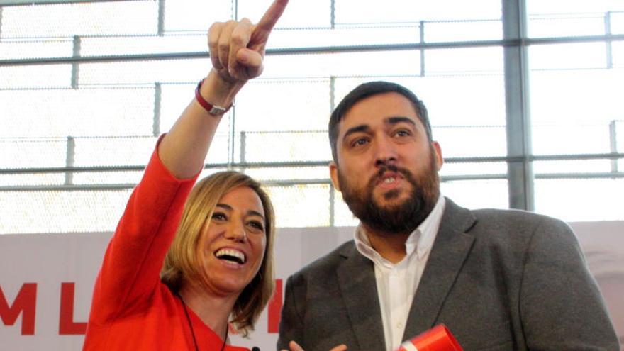 Del PSC a lluitar pel lideratge del PSOE