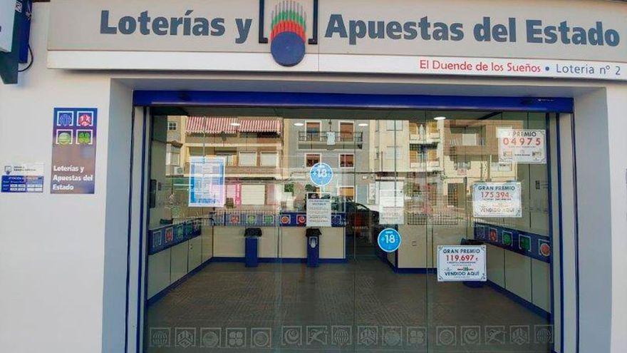 La Lotería Nacional riega de dinero la Comunitat Valenciana
