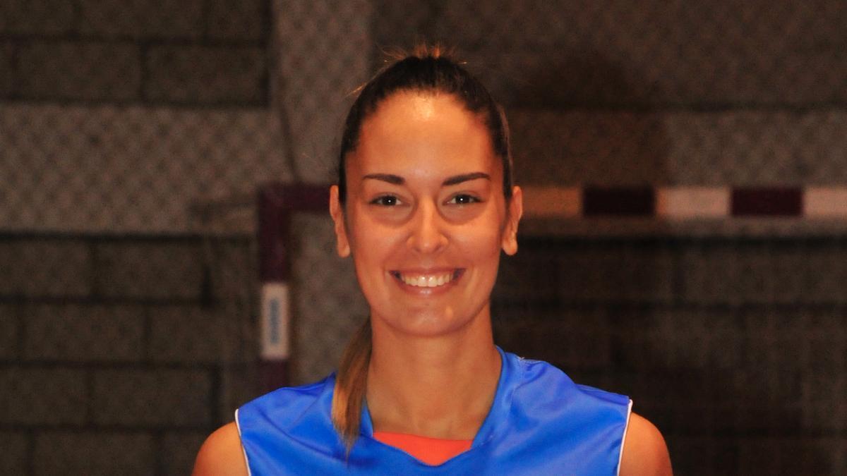 Cristina Loureiro seguirá siendo una de las piezas clave del equipo vilagarciano.