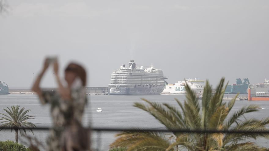 Boulevard | El crucero trajo al 0,05% de los turistas de junio de 2019