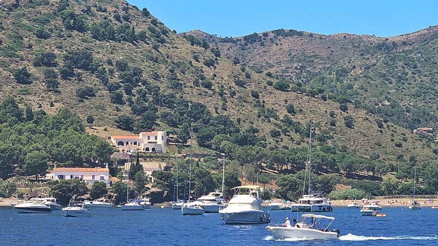 La nàutica recreativa genera impactes severs als hàbitats del Mediterrani