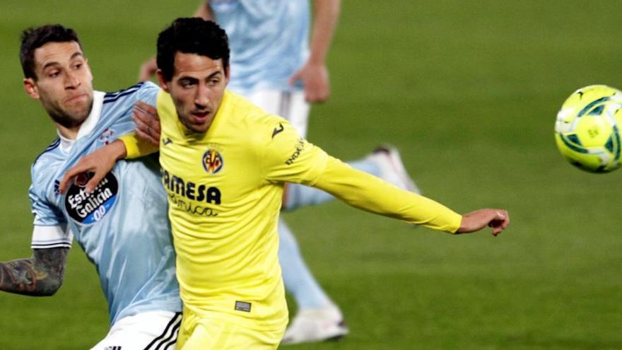 El Villarreal aprovecha los errores defensivos del Celta